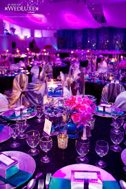 Awesome Purple And Blue Wedding Decorations 43 About Remodel Table Runners With