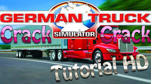100 German Truck Simulator 132 Crack Tutorial HD YouTube