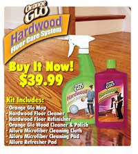 Orange Glo Hardwood Floors by As Seen On Tv Products Cleaning Products Cyberbrands Com Store