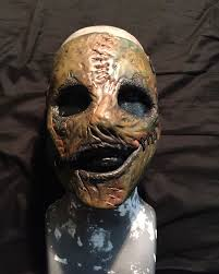Slipknot Halloween Masks For Sale by Corey Taylor Vol 3 Handmade Replica Mask