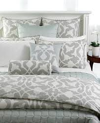 Grey And White Bedding s and for