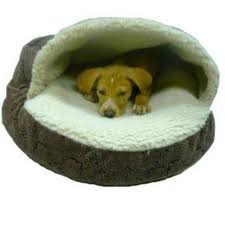 Cozy Cave Dog Bed Xl by Luxury Dog Beds Beds With Some Extra Comfort And Beauty