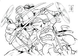 Surprising Ninja Turtles Coloring Pages Free Crayola Photo Teenage Mutant Colouring Turtle For Kids
