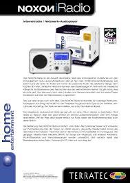 internetradio netzwerk audioplayer my noxon