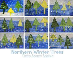 Resume Chic Kindergarten Winter Art Activity For Your Two Fun Projects Break