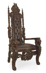 About Us | Italian Renaissance Style (20th Cent) Mahogany Throne Chair With  Carved Lion Arms And A High Back Carved Crest & Stretcher With A Brown ... Rare Antique 19th Century American Gothic Handcarved Solid Oak High Back Black Leather Upholstered His Her Throne Chairs Vintage Handcarved Cane Highback Hooded Chair Set Of 8 62 Arts And Crafts Carved Oak Ding Chairs High For Kitchen Table Spanish Conquistador Contemporary Carved Wood Side 43 Sandy Brown Linen Natural Cedar Accent 31092775 About Us Italian Renaissance Style 20th Cent Mahogany Throne Chair With Lion Arms A Back Crest Stretcher Brown Country Armchair C Spning Bedroom Seating Russian Arm Newel Bishops Occasional Blue Lion