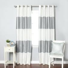 Purple Ruffle Blackout Curtains by White Ruffle Blackout Curtains U2013 Teawing Co