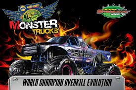 100 Napa Truck Parts NAPA Auto World Series Of Monster S