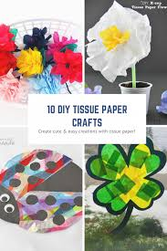 With Tissue Paper Being So Easy Pretty And Fairly Inexpensive These Activities May Keep You Out Of The Summer Heat Give Your Kiddos Something