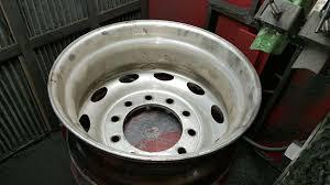 100 Polishing Aluminum Truck Wheels Wheel Blue Leasing