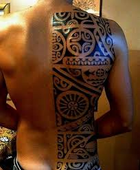 8 Popular Symbols Combined For A Successful Design Samoan Tattoo
