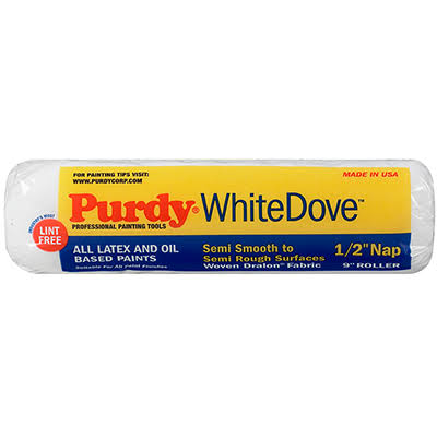 Purdy 672094 White Dove Deluxe Dralon Paint Roller Cover