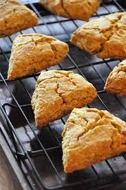 Best Pumpkin Pie With Molasses pumpkin scones with maple u0026 molasses glaze minimalist baker recipes