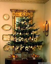 Homemade Christmas Tree Decorations Martha Stewart Ideas Celebration All