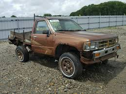 Salvage 1988 Toyota PICKUP RN6 Truck For Sale Salvage 1988 Toyota Pickup Rn6 Truck For Sale 2018 Chevrolet Silverado High Country Pickup Trucks Rusty Hook Auto Shelby And Sons Used Parts Wheels Parting Out Success Story Ron Finds A Chevy Luv 44 Pickup Alpine Buy Rebuildable Gmc Sierra For Online Auctions 1999 Ford Ranger Xlt Subway Inc F250 Fabulous Pre Owned 2017 Ford Super Duty F Morrisons Ambassador84 Over 10 Million Views S Most Recent Flickr Photos