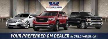 Best Wilson Chevrolet Stillwater