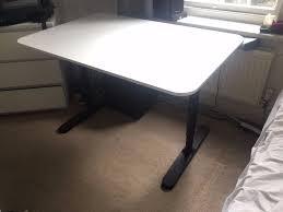 Ikea Bekant L Shaped Desk by Ikea Bekant Desk White 120x80cm In Westminster London Gumtree