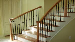 Hall And Stairs Ideas, Stairs Banister Railing Ideas Indoor ... Decorating Lowes Stair Railing Banister Deck Modern Railings Spindles Kits Best 25 Ideas On Pinterest Railing Interior Mestel Brothers Stairs Rails Inc Diy Baby Proof Youtube How To Paint Stairway Bower Power Ideas All Home And Decor Outdoor White Capvating Staircase Design Using Cable Porch The Depot 47 Decoholic