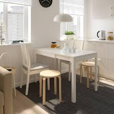 ekedalen extendable table white ikea ikea esstisch
