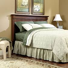 Walmart Queen Headboard And Footboard by Sauder Palladia Select Cherry Full Queen Headboard 411840 The