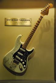 Stevie Ray Vaughan Guitars