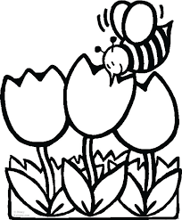 Coloring Pages Tulips 397