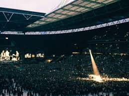 Coldplay Take To A Smaller Stage In Wembley