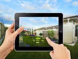 utilisez une photo de votre terrain pour créer un aménagement