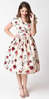 rosemary floral 1940 u0027s 1950 u0027s style summer dress u2013 rock frocks