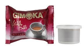 gimoka kaffeekapseln gran bar intenso 30 stück