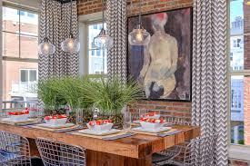 Grey And White Chevron Curtains by Chevron Pattern Craze How To Pull It Off At Home