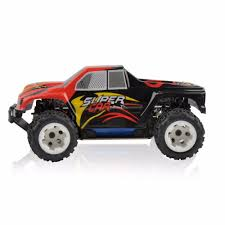 1/24 4WD Remote Control Monster Truck   Kids Toys ... 18 Scale Remote Control Monster Jam Grave Digger Playtime In The Electric Powered Rc Trucks Hobbytown Truckremote Control Toys Buy Online Sri Lanka Stampede 110 Rtr Truck Blue By Traxxas Tra360541blue Team Patriots Proshop Racing Alive And Well Truck Stop Car Super Clod Buster 4wd Kit Tamiya Tam58518 New Bright Dragon 115 Full Function Eztec Radio Assorted Big W Toy Show