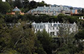 100 Rupert Murdoch Homes New BelAir Mansion Reflects Resurgence Of Behemoth LA Homes Latimes