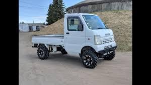 100 Suzuki Mini Trucks Custom Built Carry Truck YouTube