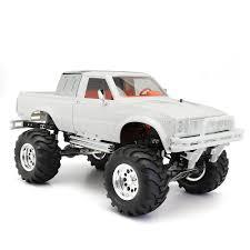 100 Rc Pickup Truck HG P407A 110 24G 4WD RC Car Rock Crawler Metal 4X4