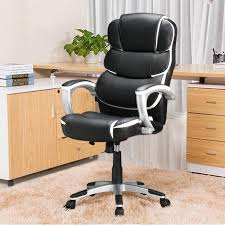 Gaming Desk Chair Walmart by Yaheetech Ergonomic Pu Leather High Back Office Executive Computer