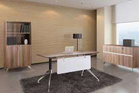 Jesper Office Adjustable Desk by Unique Furniture 300 Collection Walnut Desk 300 Unique Desks
