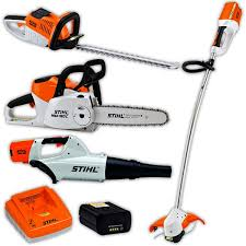Stihl Cordless Lithium Products Are On Sale Now They Will Be Featured At Alpine Lawn And Gardens Annual Landscape Contractor Pro Day Thursday