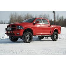 Zone Offroad Products D41 Ram Suspension Lift Kit 6