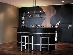 Bars Designs For Home   Home Design Ideas Bars Designs For Home Design Ideas Modern Bar With Fresh Style Fniture Freshome In Peenmediacom Best Fixture Of Kitchen Decorating Mini Small Pinterest Basements For A Interior Curved Mixed With White Contemporary Man Cave Table Black Creative Home Bar Ideas Youtube Elegant