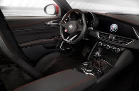 2017 Alfa Romeo Giulia Quadrifoglio Preview