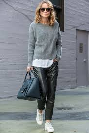 best 25 leather jogger pants ideas on pinterest leather joggers