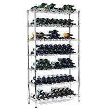 Under Cabinet Stemware Rack Walmart by Cello Wine Rack Comely Kitchen And Dining Wall Decoration By Using