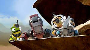 Dinotrux' Episode 1 Pilot Review -