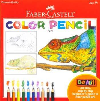 Faber-Castell Do Art Colored Pencil Kit