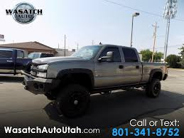 Used 2007 Chevrolet Silverado 2500HD Classic For Sale In Orem, UT ...