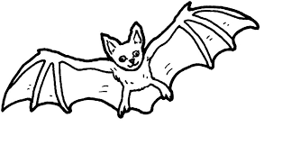 Unique Bat Coloring Page 29 On Picture With
