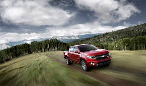 Chevrolet Colorado In San Diego - Meet The Motor Trend Truck Of The Year