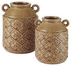 100 Ochre Home Edaline Vase 2CN A2000128 Vases Design Furniture