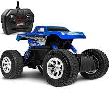 100 Rc Model Trucks Amazoncom SHARPER IMAGE RC All Terrain Monster Rockslide Truck